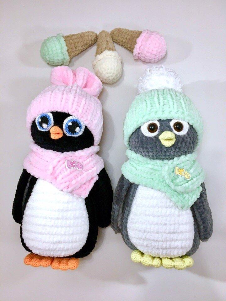 "Мастер-класс ""Пингвинчики"""