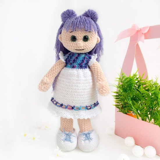 "LanaMi toys - Мастер-класс ""Кукла"""